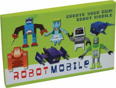 Make Your Own Robots Mobile Kit