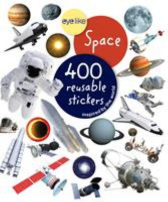Space - Eyelike Stickers