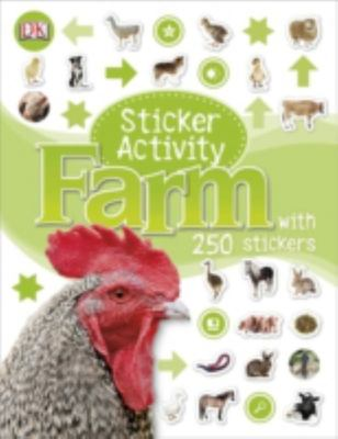 Farm: Sticker Activity Book