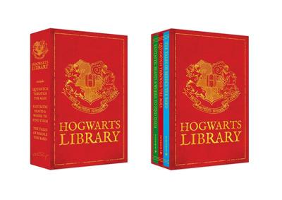 Hogwarts Library (Quidditch, Fantastic Beasts & Beedle the Bard)