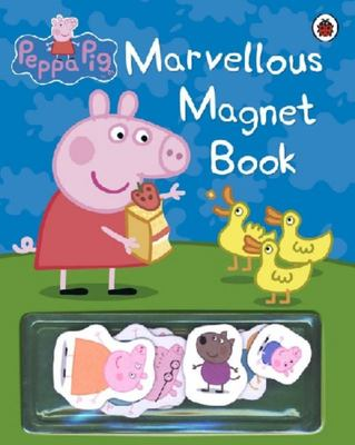 Marvellous Magnet Book (Peppa Pig)