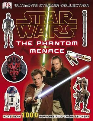 Star Wars: The Phantom Menace Ultimate Sticker Collection