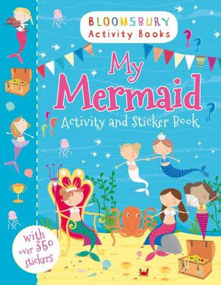 My Mermaid Activity and Sticker Book