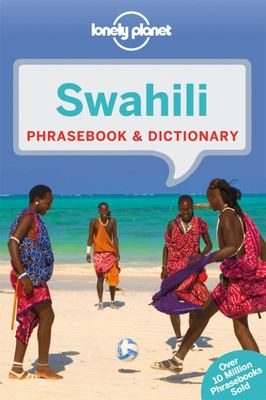 Swahili Phrasebook & Dictionary 5E