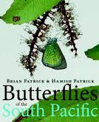 Large butterflies of the south pacific