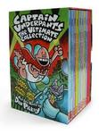 Captain Underpants Ultimate Collection (#1-9)
