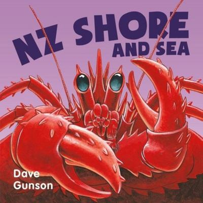 NZ Shore and Sea (Board Book)