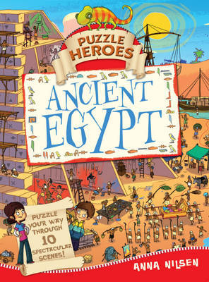 Ancient Egypt (Puzzle Heroes)