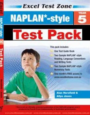 Excel NAPLAN-style Test Pack: Year 5