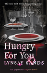 Hungry For You (Argeneau #14)