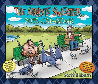 The Argyle Sweater Day-To-Day Calendar