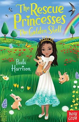 The Golden Shell (The Rescue Princesses #12)
