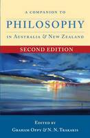 A Companion to Philosophy in Australia & New Zealand