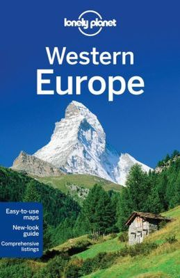 Western Europe Lonely Planet (11th ed.)