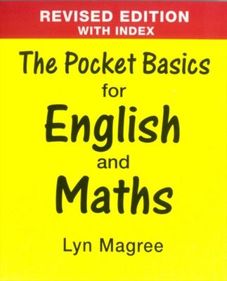 Pocket Basics for English and Maths