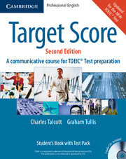 Target Score 2ed. Student Book and Test Booklet