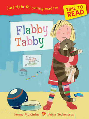 Flabby Tabby (Time to Read)
