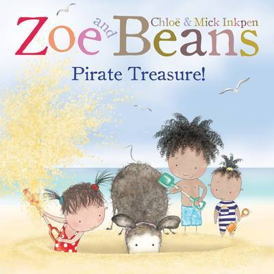 Pirate Treasure! (Zoe and Beans)