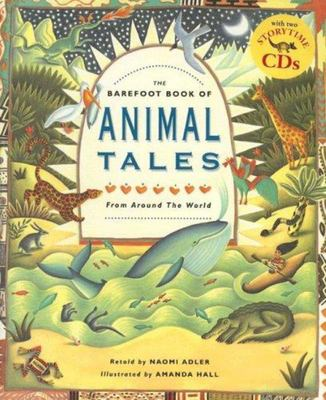 Barefoot book of Animal Tales (Book & CD)