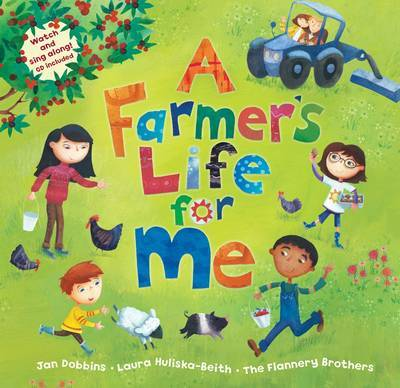 A Farmer's Life for Me (Book & CD)