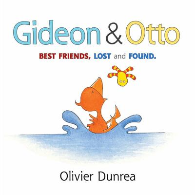 Gideon & Otto: Best Friends, Lost and Found (Board Book)