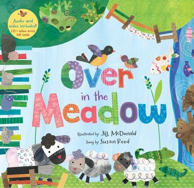 Over in the Meadow (Book & CD)
