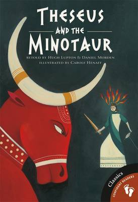 Theseus and the Minotaur (Greek Myths #2)