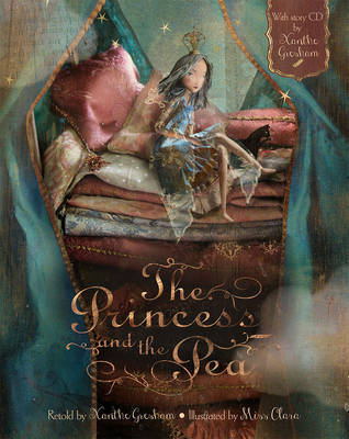 Princess and the Pea (HB Book & CD)