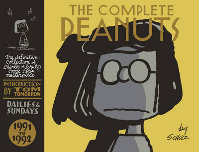 The Complete Peanuts: 1991-1992