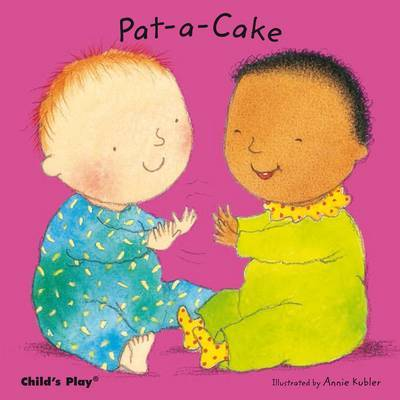Pat-a-Cake (Board Book)