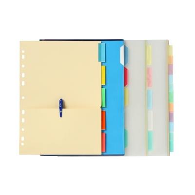 Sheet Protector Dividers A4 10-tab (35081)