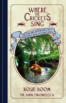 Where The Crickets Sing (The Barn Chronicles #3)