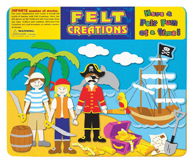 Pirates (Felt Creations)