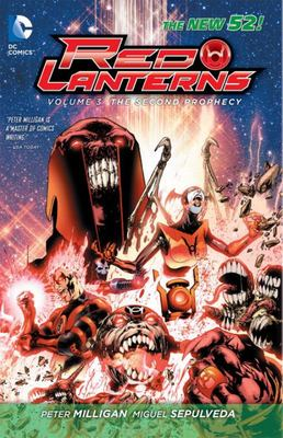Red Lanterns: Volume 3: Rise of the Third Army (the New 52)