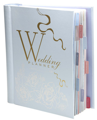 Wedding Planner Blue