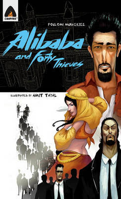 Ali Baba and the Forty Thieves: Reloaded (Campfire Graphic)
