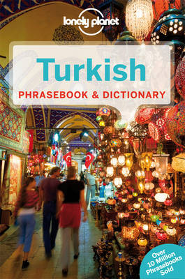 Turkish Phrasebook & Dictionary 5e