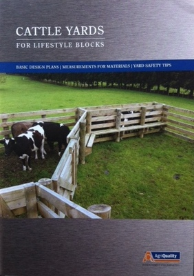 CATTLE YARDS FOR LIFESTYLE BLOCKS