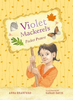 Violet Mackerel's Pocket Protest (#6 HB)