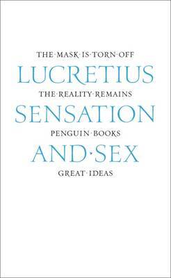 Great Ideas: Sensation and Sex