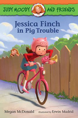 Jessica Finch in Pig Trouble (Judy Moody and Friends #1)