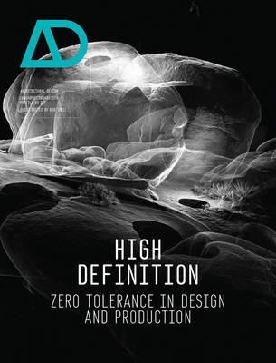 High Definition - Zero Tolerance in Design and Production AD