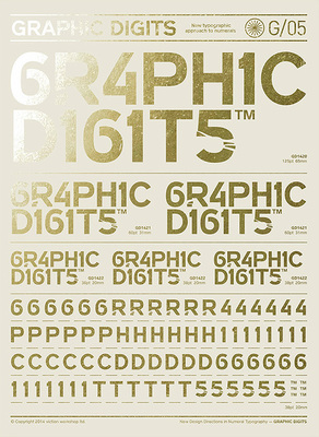 Graphic Digits - Interpreting Numbers in Graphic Form