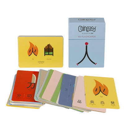 Chineasy: 60 Flashcards