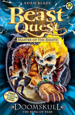 Doomskull the King of Fear (Beast Quest: Master of the Beasts #60)