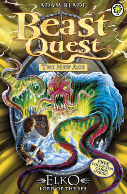 Elko Lord of the Sea (Beast Quest: The New Age #61)