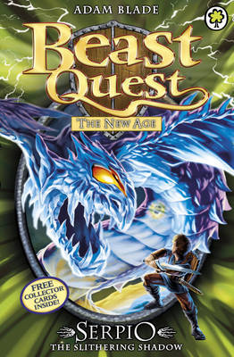 Serpio the Slithering Shadow (Beast Quest: The New Age #65)
