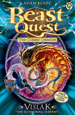 Vislak the Slithering Serpent (Beast Quest: The Cursed Dragon #80)