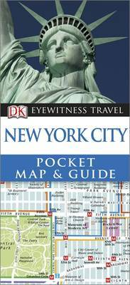 New York City Pocket Map and Guide - DK Eyewitness