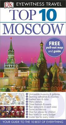 Moscow Top 10 - DK Eyewitness Travel Guide